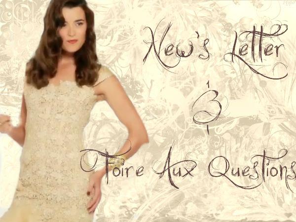New's Letter Foire Aux Questions