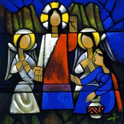 Le diaconat au féminin