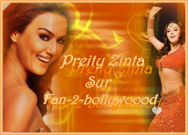 """Preity """" The Best """" ..."""