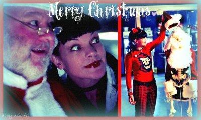 Montage de Noël pour le concour de : Abbyetgibbs