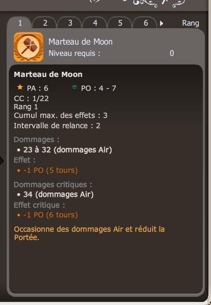 Le chemin vers Moon