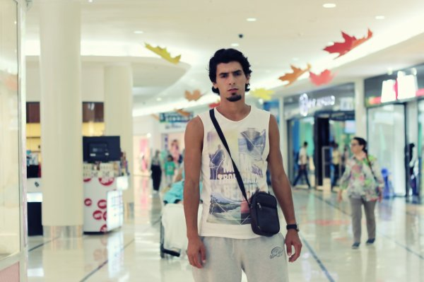 a mall tanger