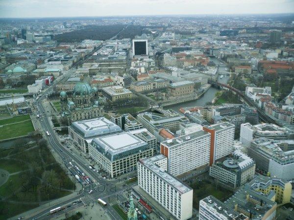 Over Berlin.