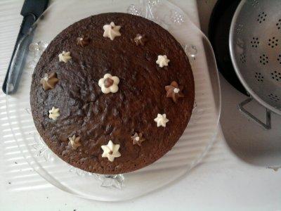Gâteau Nesquick