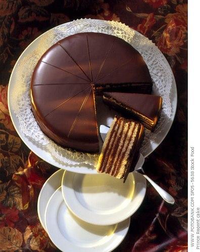 Gâteau régent