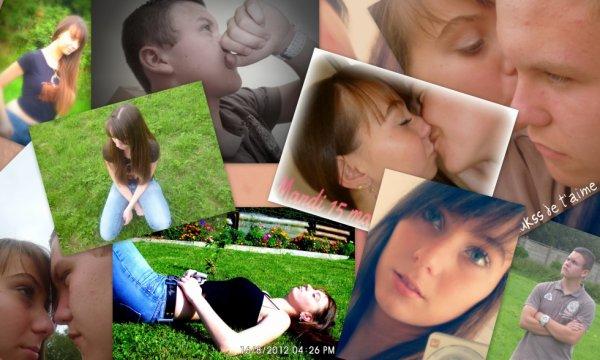 mon bébé je me repete je le sais mais c'est tellement vrai je t'aime !!
