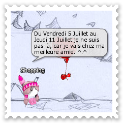 Informations. ♥