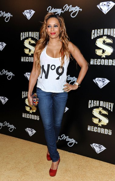 Mel B Pre-GRAMMY Awards Party - 12.02.2011