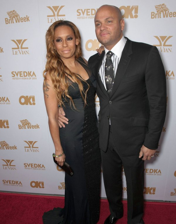 Mel B - OK! Magazine and Britweek Pre Oscar Party - 25.02.2011