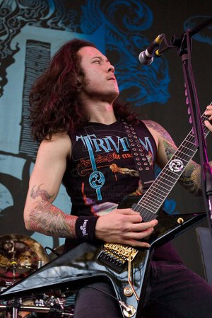matt heafy tj tro fort