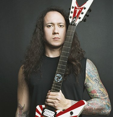 MATT HEAFY (THE DRAGON OF METALCORE)