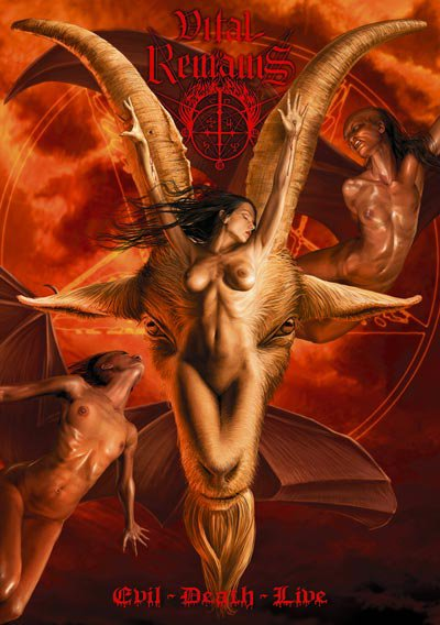 Evil - Death - Live