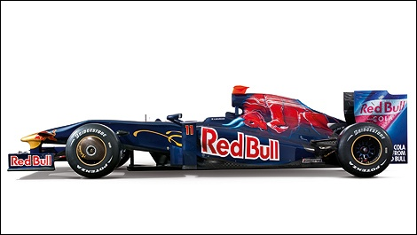 La Formule 1 De Sébastien Vettel