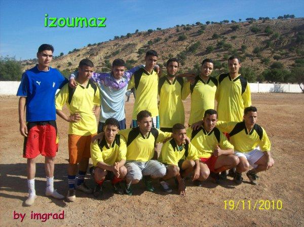 IZOUMAZ