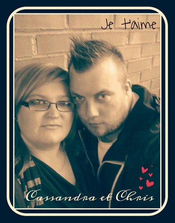Mon Homme et moi ! <3