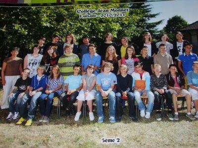 Ma Super classe de 5é2 a tout jamais graver dans mon coeur cet classe ;)<3