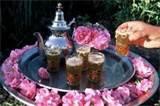 bonne theiyére de thé a la menthe