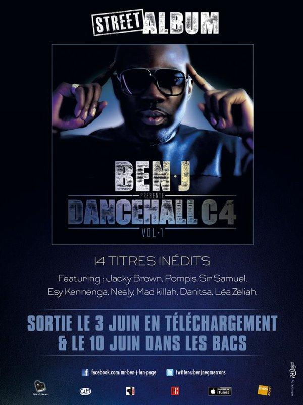 Benj - Dancehall C4