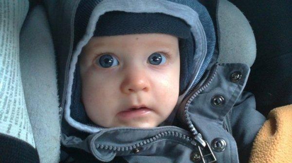 mon petit fils Ilhan