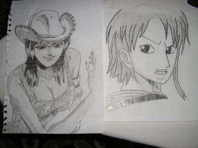 Nico Robine & Nami-chan