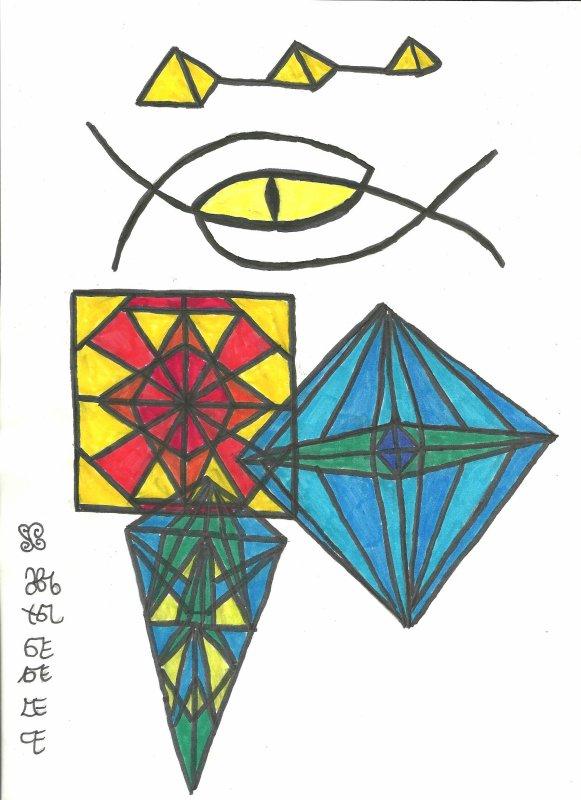 Dessin Spirituel n°3