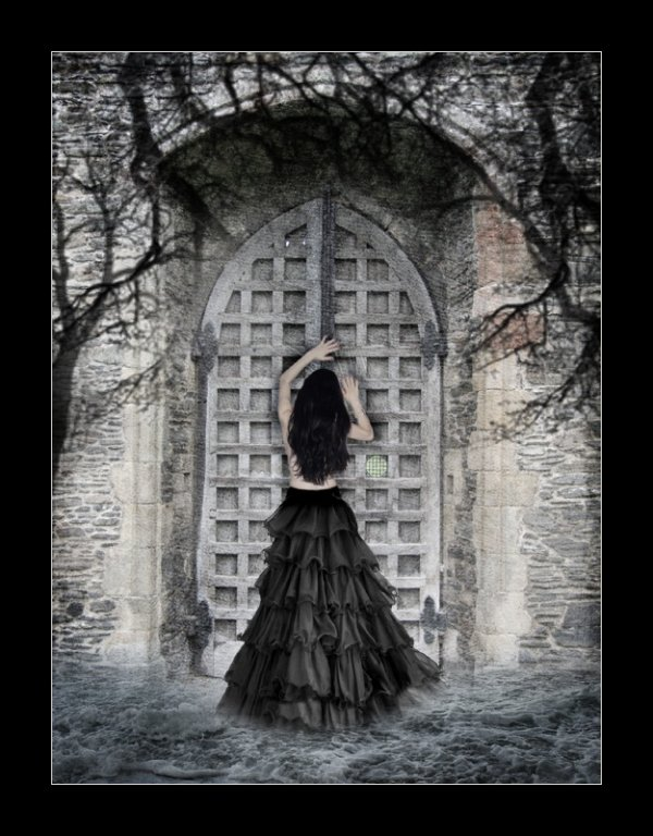 ouvrez la porte