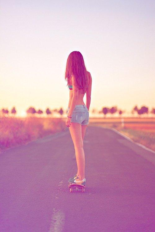 J'ai toujours rêver de partir...