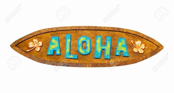 Ke Aloha !