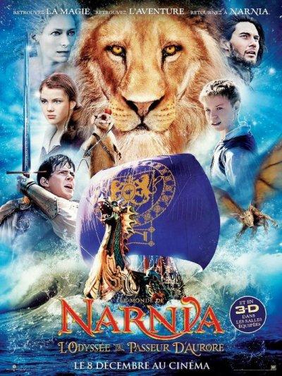 Le monde de Narnia : Chapitre 3: L'Odyssée du Passeur d'Aurore