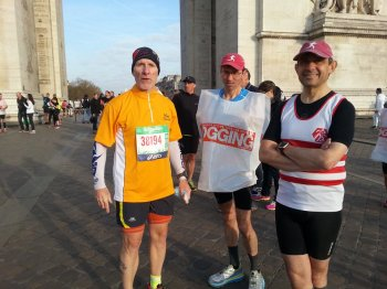 Marathon de Paris 2015 - Edition du 12/04/2015
