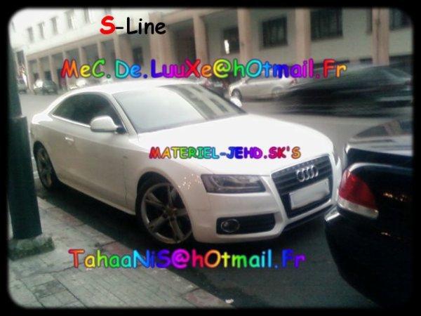 AUDI S5 S-LINE