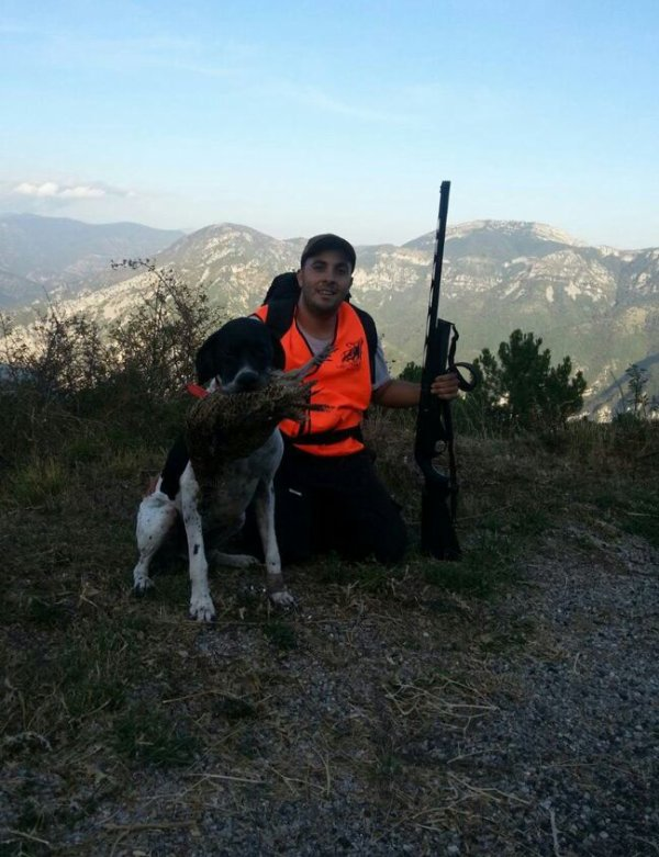 Apres midi...chasse