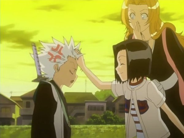 Chapitre 1 : Omae wa... Shinigami ?