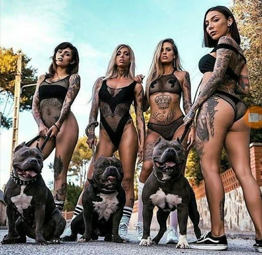 Girls of Mine