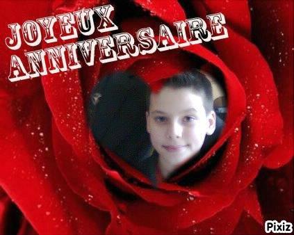 Maxime a 12 Ans !! :)