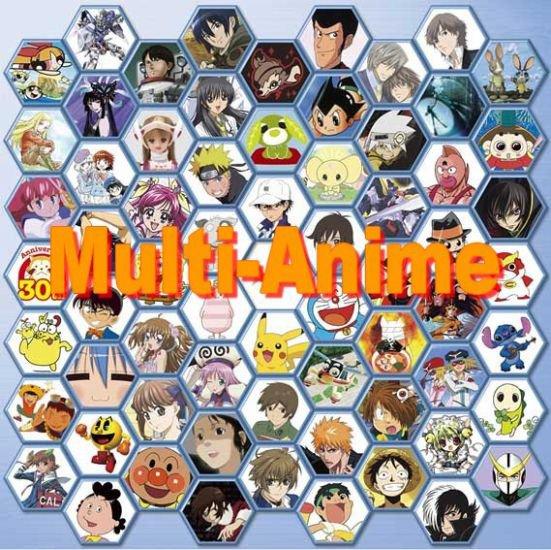 Multi-Anime