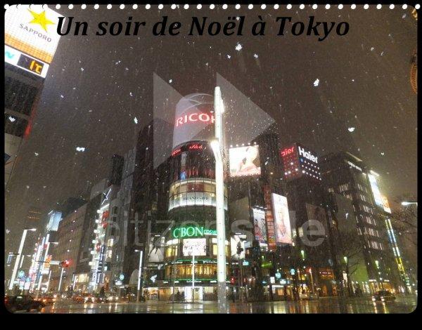 Quand deux mondes différents se rejoignent Chapitre 2: Un soir de noel à Tokyo