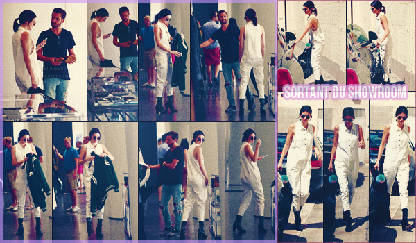 02/07/16 : Kendall Jenner a été vue arrivant, à un showroom, pour faire du shopping, dans Beverly Hills. La jeune demoiselle était toujours accompagnée par son beau-frère Scott Disick lors de sa session shopping. Que pensez-vous de sa tenue ?