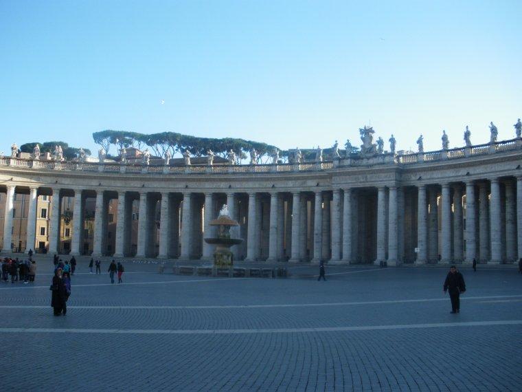 Piazza San Pietro (Saint Peter's Square), Vatican