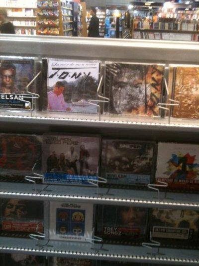 """ALBUM """"LA VOIX DE MON COEUR"""" DANS LES BACS ..."""