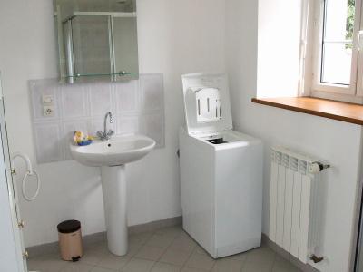 La salle de bain du gîte 1