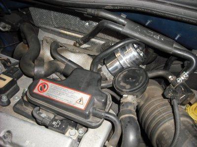 pose d une dump valve Forge