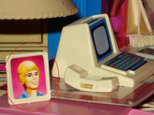 Barbie Home And Office 1984 Blog De Barbiebluerecherches