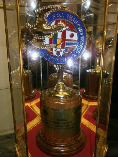 FCI THAILAND WORLD CHAMPIONSHIP