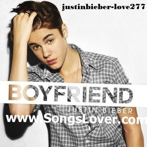"""""""Le nouveau single « Boyfriend » de Justin Bieber est sorti!!"""""""