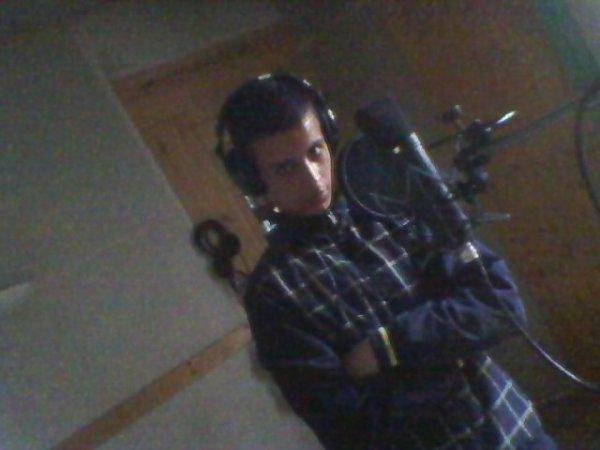 vm14 dans le studio