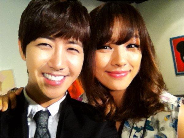 Photo du Twitter de Kwanghee