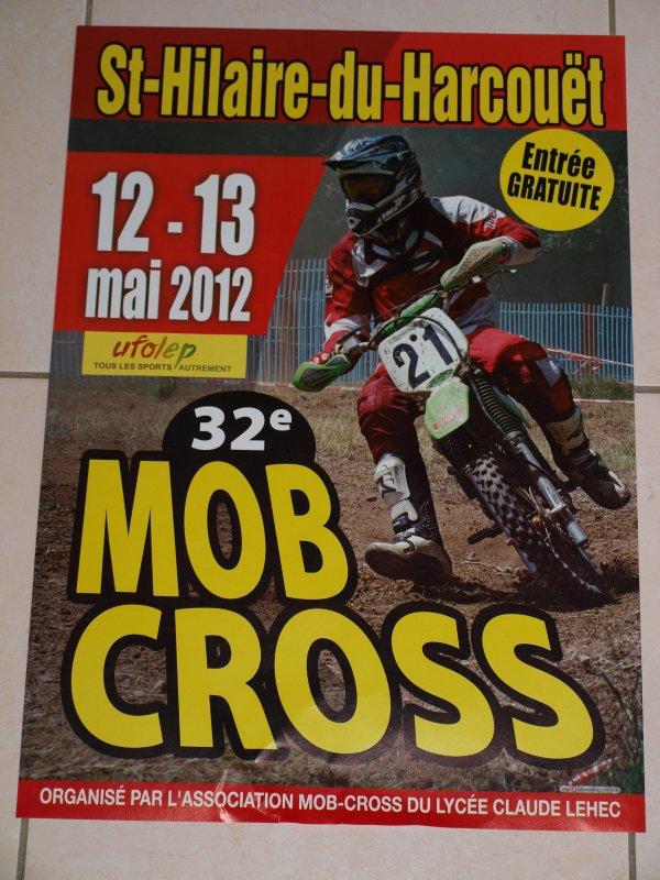 Mob cross de st Hilaire 2012