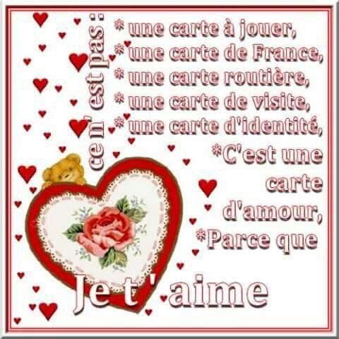 Pour toi ❤️❤️❤️❤️❤️ ( E )