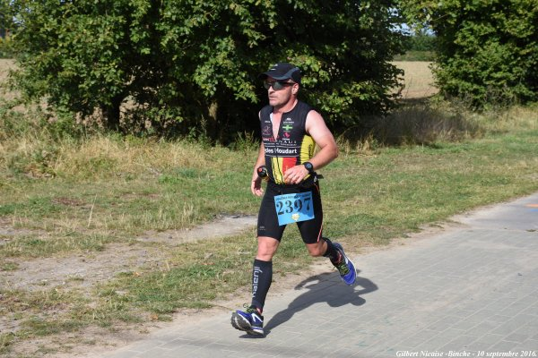 Jogging de Binche
